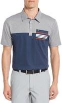 Travis Mathew Thoeny Golf Polo Shirt