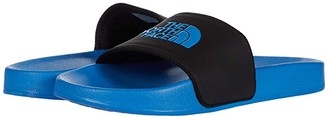 The North Face Base Camp Slide II (TNF Black/Clear Lake Blue) Men's Shoes