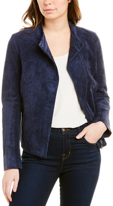 J.Mclaughlin Suede Jacket