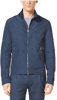Michael Kors Diamond-Print Jacket
