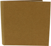 John Lewis Kraft Self-Adhesive Square Album