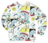 Stella McCartney Kids Toddler's, Little Boy's & Boy's Biz Cartoon-Print Cotton Sweatshirt