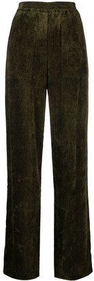 Roberto Collina Corduroy Wide-Leg Trousers