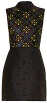Mary Katrantzou Sequin-embellished jacquard dress