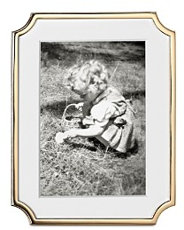 Kate Spade Sullivan Street Gold Frame, 5 x 7