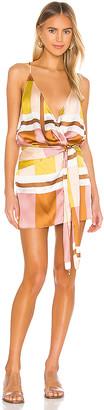 L'Academie The Hermela Mini Dress