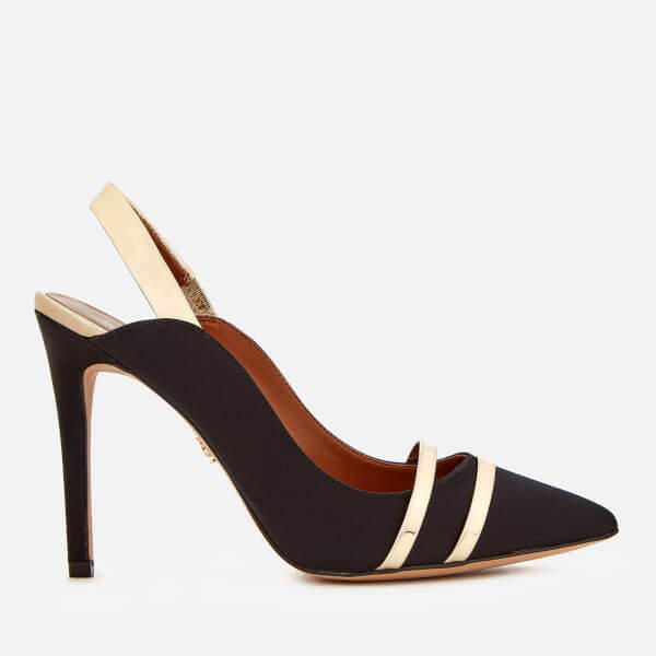 Kurt Geiger London Women's Stratton Sling Back Court Shoes - Black