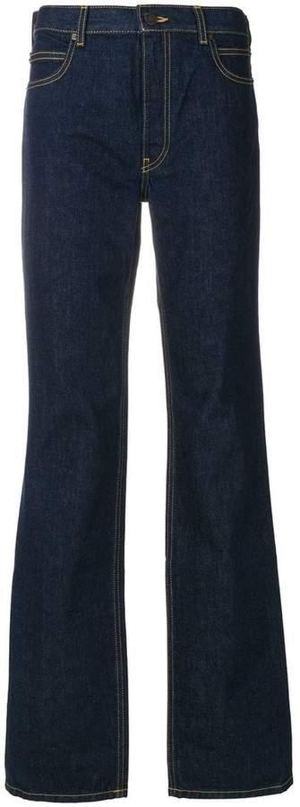Calvin Klein flared jeans