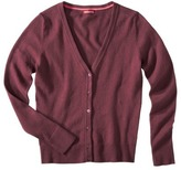 Merona Women's Ultimate V-Neck Cardigan Sweater - Assorted Colors