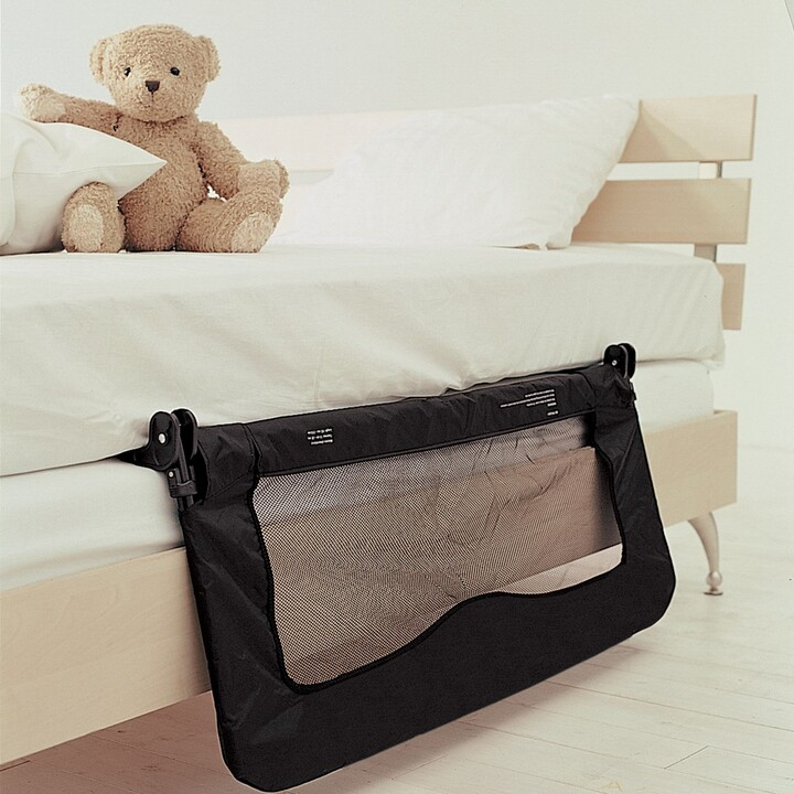Thumbnail for your product : Babydan Soft Bedrail, Black