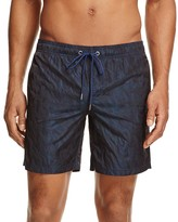 Sundek Elasticized Waistband Board Shorts