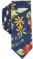 Original Penguin Men's Westland Floral Skinny Tie