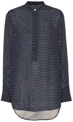 Polo Ralph Lauren Polka-dot blouse