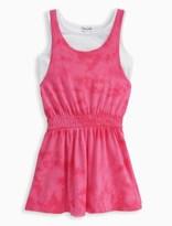 Splendid Little Girl Tie Dye Dress with Tank
