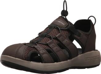 Skechers Men 51834 Open Toe Sandals