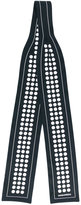 DSQUARED2 dot scarf - women - Silk - One Size