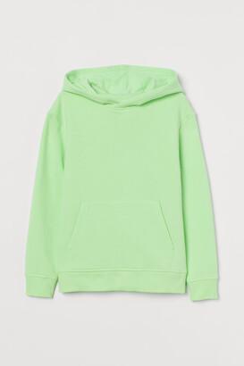 H&M Hoodie - Green