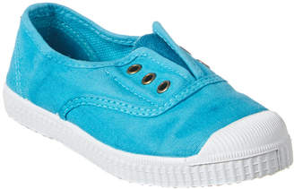 Cienta Laceless Canvas Sneaker