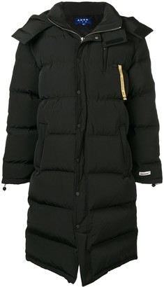 Ader Error Padded Oversized Coat