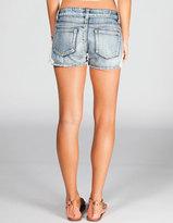 Lost Shine On Womens Denim Shorts