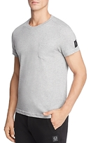 Belstaff New Thom Crewneck Short Sleeve Tee