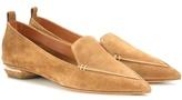 Nicholas Kirkwood Beya suede loafers