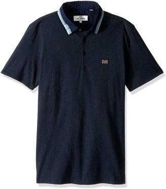 Ben Sherman Men's TIPP Collar Polo