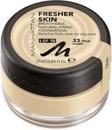 Manhattan Fresher Skin Foundation SPF15 25ml
