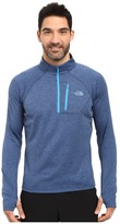 The North Face Impulse Active 1/4 Zip Pullover Men's Long Sleeve Pullover