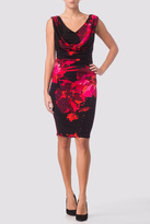 Joseph Ribkoff Floral Pattern Dress