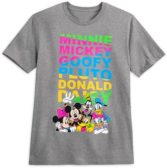 Disney Mickey Mouse and Friends T-Shirt for Adults Mickey & Co.