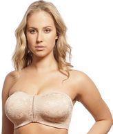 Lunaire Bra: New York Full-Figure Lace Strapless Bra 17511 - Women's