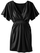 Merona Maternity Dolman-Sleeve Back-Tie Tunic - Assorted Colors