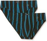 Bugatti Men's Kaskade Boxer Briefs,(Herstellergröße: L/6) pack of 2