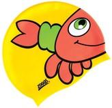 Zoggs Junior Crab Silicone Cap