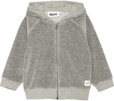 Molo Dorothy cotton tracksuit jacket 3-24 months
