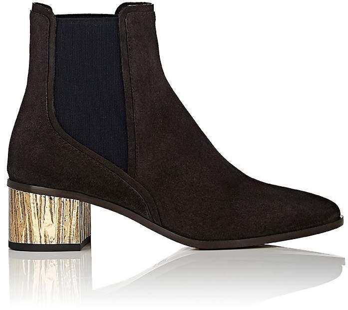 Chloé Women's Quassie Suede Ankle Boots