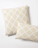 Serena & Lily Diamond Pillow Cover