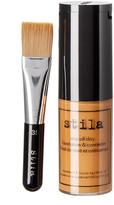 Stila 1Oz Warm Stay All Day Foundation, Concealer, Brush