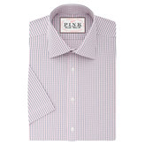 Thomas Pink Corson Check Classic Fit Short Sleeve Shirt