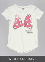 Junk Food Clothing Toddler Girls Minnie Mouse Tee-sugar-3t
