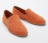 Aerosoles Leather Slip-On Shoes - Hempstead