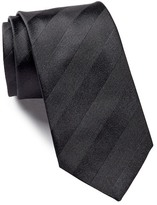 HUGO BOSS Silk Tonal Stripes Tie