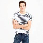 J.Crew Slub cotton deck-striped T-shirt