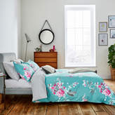 Joules Aquarelle Beau Bloom Duvet Cover - Super King