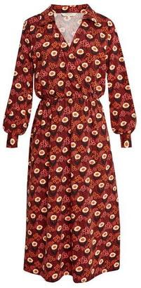 People Tree Daisy Midi Dress