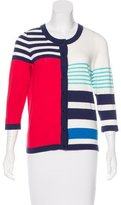 Kate Spade Three-Quarter Sleeve Knit Cardigan