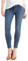 Gap STRETCH 1969 inset panel easy legging jeans