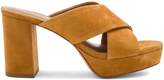 Lola Cruz Cross Front Mule