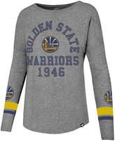 '47 Women's Golden State Warriors Encore Long Sleeve T-Shirt